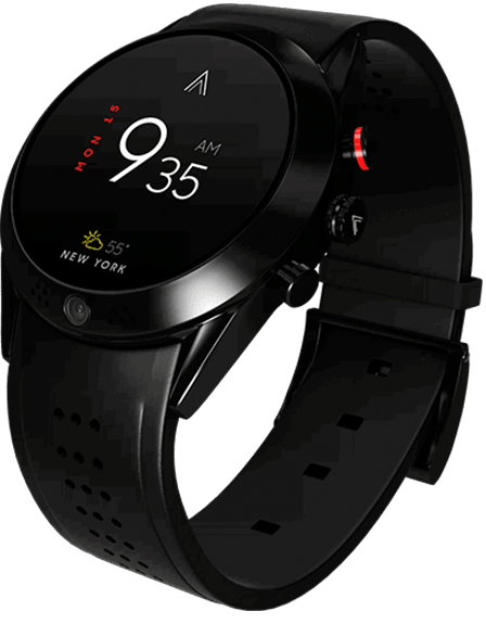 Rotating Camera Smartwatch